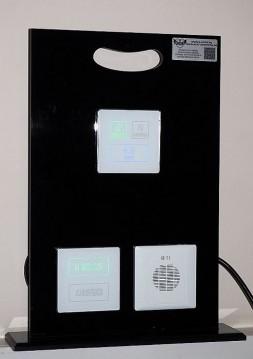 Сенсорная панель управления номером Bonwin