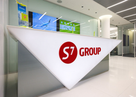 S7 Group, Москва