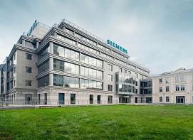Siemens, Москва