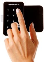 Электронный кодовый замок