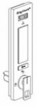 Электронный замок для шкафчиков Digilock
